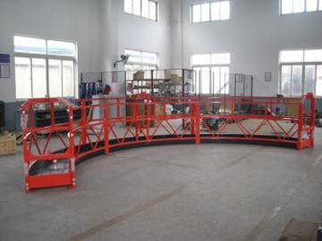 Arc-shaped Suspended Platform