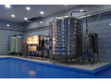 Reverse Osmosis Water Treatment Equipment