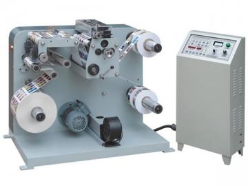 High Speed Label Slitting and Rewinding Machine, FQ-320/450