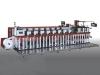 12 Color Multifunction Flexo Printing Machine, ZTF-330