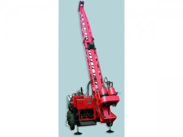 Hydraulic Surface Core Drilling Rig YDX-1200