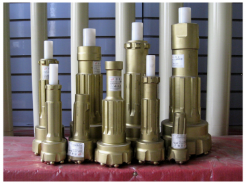DTH Button Bit (High, Middle, Low Pressure)