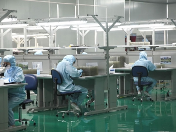 Cleanroom Production line