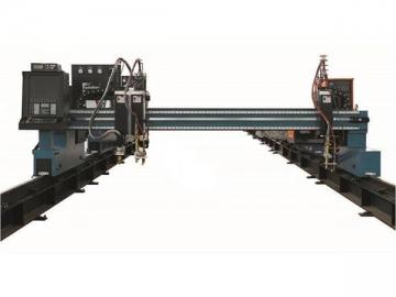 Gantry CNC Flame/Plasma Cutting Machine