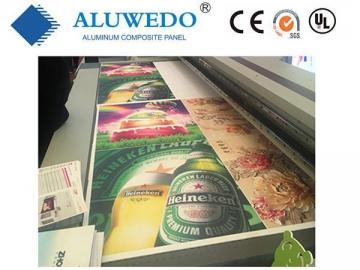 Digital UV Printing Aluminum Composite Panel, ACP Panel