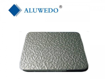 Embossed Finish Aluminum Composite Material Panel