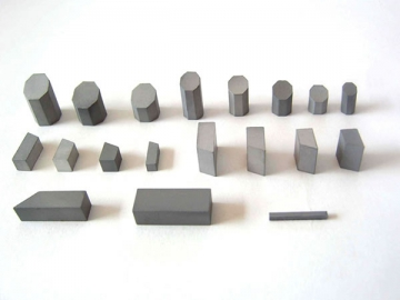 Carbide Tips (for Geological Exploration Tools)