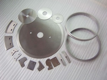 Carbide Cutting Knives and Discs (for Metal Cutting)
