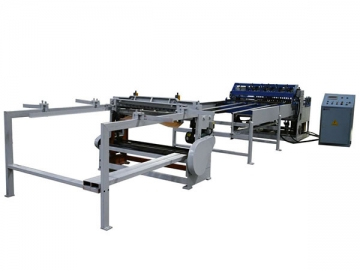 Automatic Animal Cages Mesh Cutting Machine