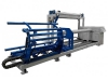 Automatic Mesh Rolling and Unloading Machine
