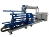 Wire Mesh Rolling Machine