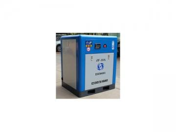 7.5KW Belt Drive Rotary Screw Air Compressor