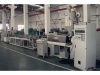 Precision wire protection tube extrusion line