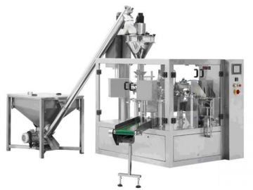 Powder Filling Sealing Production Line