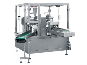 Pickle Packing Production Line
