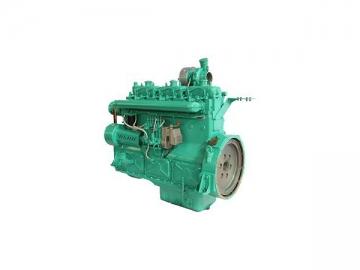 630KW Standy Power 12-Cylinder Diesel Engine