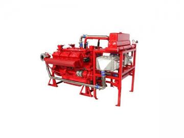 SY128TAB26 Standy Power 260KW 6-Cylinder Diesel Engine