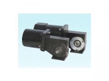90YS/90JW AC Worm Gear Motor and DC Worm Gear Motor