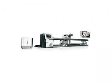 CNC Intersecting Pipe Cutting Machine