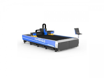 CNC Fiber Laser Cutting Machine (Single Table)