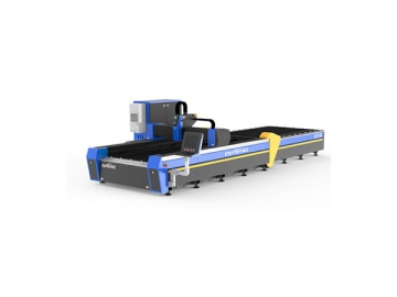 CNC Fiber Laser Cutting Machine (Exchange Table)