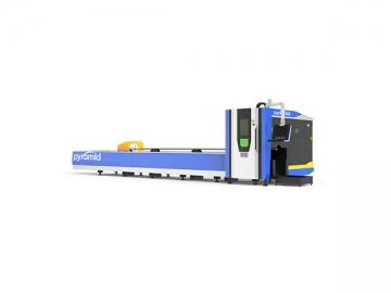 CNC Fiber Laser Pipe and Tube Cutting Machine