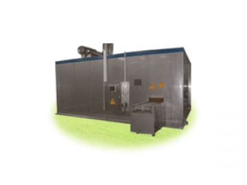 Packaged IQF Spiral Freezer