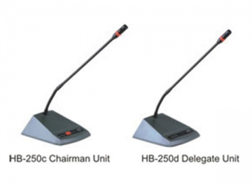 250 Discussion Conference System