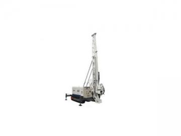 Hydraulic Driven Driller