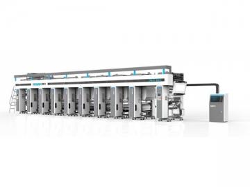 High Speed Rotogravure Printing Machine DNAY800C/1100C, Rotogravure Press