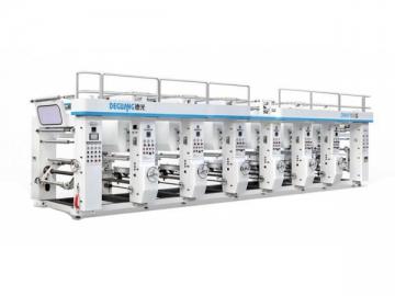 General Rotogravure Printing Machine DNAY800G/1100G, Rotogravure Press