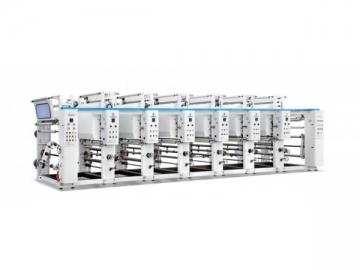 General Rotogravure Printing Machine AY600A/800A/1100A, Rotogravure Press