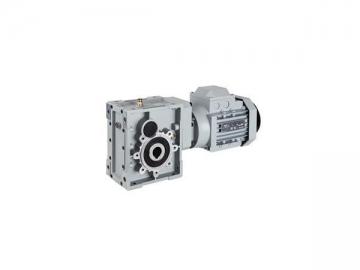 1500W Spiral Bevel Gearbox Speed Reducer