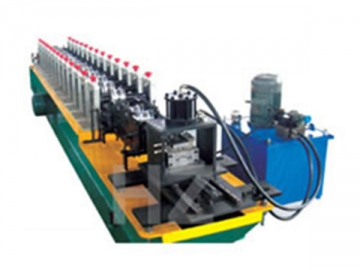 Roll Shutters Forming Machine