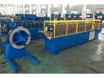 Roll Shutter Slat Forming Machine