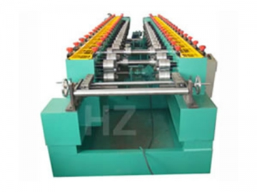 Shutter Box Forming Machine