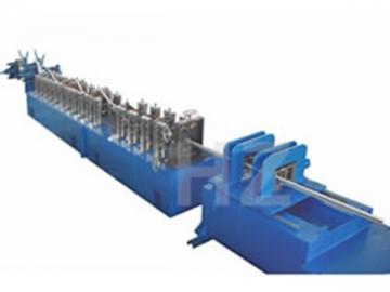 Keel Forming Machine