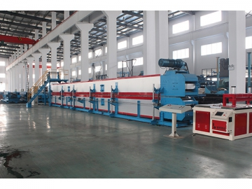 Sheet Forming Machine (Corrugated Sheet)