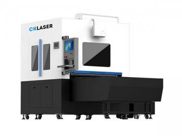 Large Format Laser Cutting and Engraving System