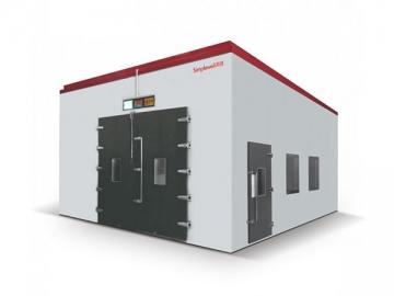 Automotive VOC Test Chamber