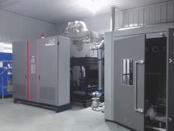 Car Intercooler Thermal Shock Test Chamber