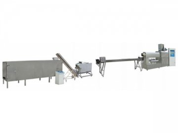 Pet Chewing Food Manufacturing Equipment