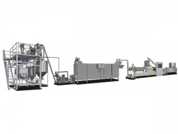 Mixed Grain Manufacturing Production Line