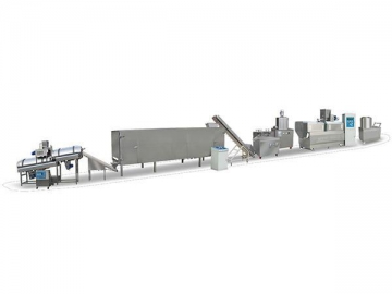 Filled Snack Processing Equipment  (multigrain cracker, rice cracker)
