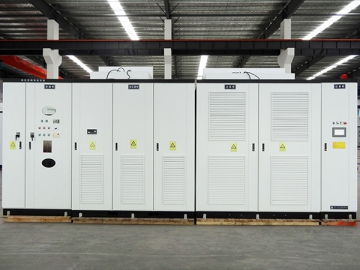 ES9000P/Q Synchronous Undisturbed Switching Soft Start MVVFD/ Variable Frequency Drive