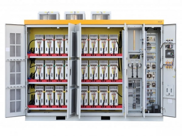 ES9000F/G Four-Quadrant MVVFD/ Variable Frequency Drive