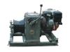 Gasoline Engine Powered Winch