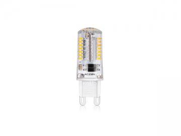 Silicone Sealed G9 SMD 3014 Corn LED Bulb