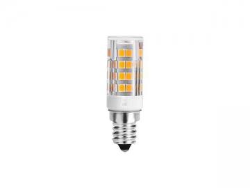 Ceramic Base Light Fixture E12 LED Corn Bulb