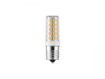 Ceramic PC Light Fixture E14 LED Corn Bulb